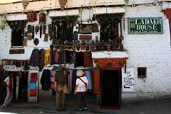 A Souvenir Shop in Leh (arunchs) Tags: india leh himalayas ladakh