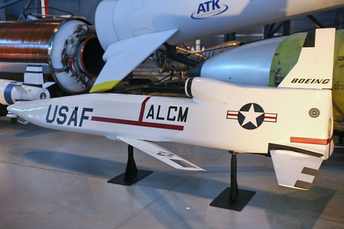 Missile, Cruise, Air-launched, AGM-86A: