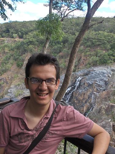 Cascada en Kuranda