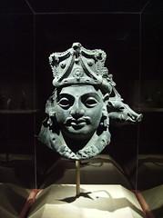 Mask of Vishnu as a Para Vasudeva (peterjr1961) Tags: nyc newyorkcity india newyork art museum indian metropolitanmuseumofart
