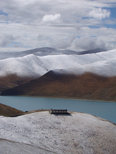 Yamdrok-Tso Lake