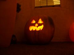 Mariel's pumpkin
