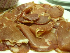 Jamón and Lomo