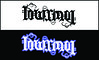 1st ambigram ever ENG: wuhuu finally