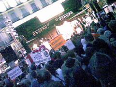 manifiestación contra pobreza madrid