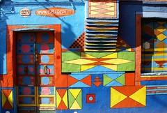 Casa Bepi (France53  . . . u t i n a m . . .) Tags: venice art mural arte murales venezia burano murale casabepi bepishome