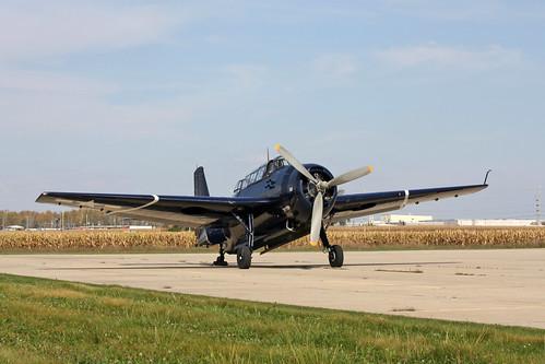 Warbird picture - TBM-3E Avenger