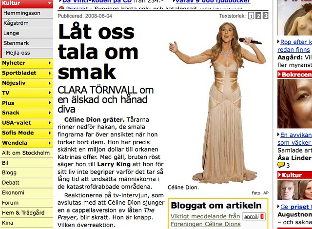 aftonbladet by let's talk about love