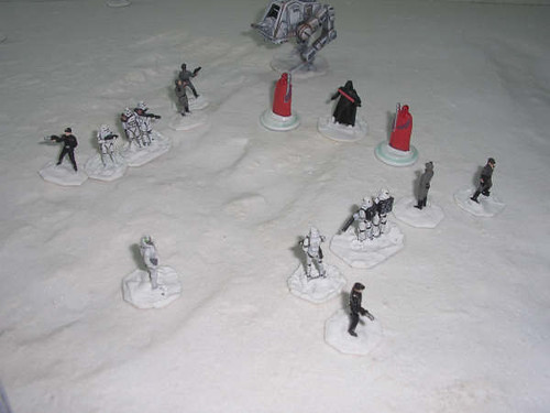 070- Batalla de Hoth, Darth Vader