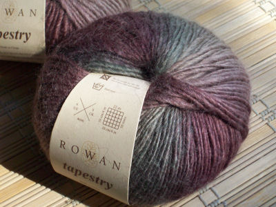Rowan Tapestry-close up