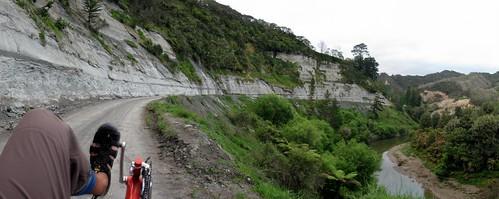Towards Whakahoro, New Zealand