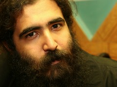 Hossein Norouzi - Iranian Journalist (Roozbeh Feiz) Tags: canon persian iran canon20d persia iranian 2008  noroozi   roozbeh feiz 1387  roozbehfeiz iranianstyle ~vista iranianphotographer   feizaghaii    feizcom wwwphotoblogcomvista hosseinnorouzi hosseinnoroozi norouzi
