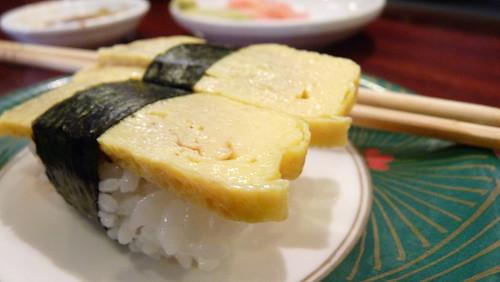 11-07-2008 - Sushi at Tsubakiya