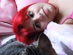 newlook 008 (Lee C. M. D.) Tags: meg cabelo rosachoque