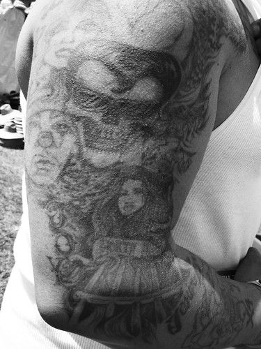 Mexican Sleeve Tattoo