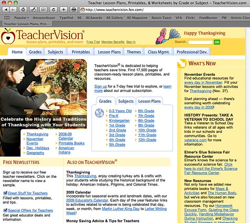TeacherVision Site.jpg by you.