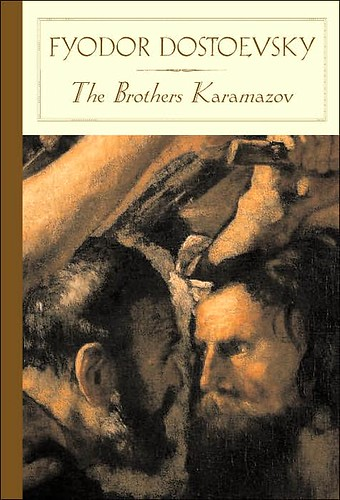 THE BROTHERS KARAMAZOV [1880] Fyodor Dostoevsky Image