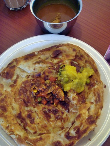 Roti @House of curry