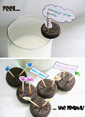 Suicide OREO! (In Detail) (RR) Tags: food white playing art kitchen branco milk cookie with drink sweet beverage cream biscuit again oreo doce leche bolacha inmykitchen anthropomorphic negresco biscoito leite suicida nacozinha galletita anthropomorph antropomrfico partofthe antropomorfico anthropomorphe chocolatewafers suicideoreo spreadhumorcoalition