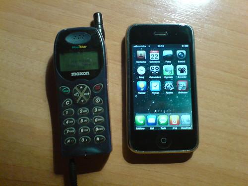 Maxon vs iPhone
