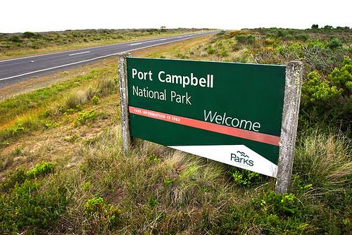 Национальный парк Port Campbell