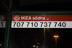 Autobus per l'Ikea