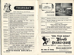 Middleton Tower Brochure 1955 -13 (trainsandstuff) Tags: 1955 vintage map archival brochure holidaycamp kamiya middletontower