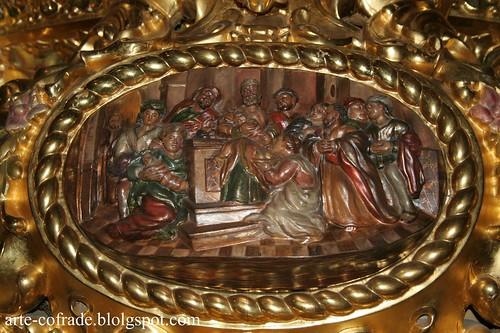 Presentación de Jesús en el Templo.