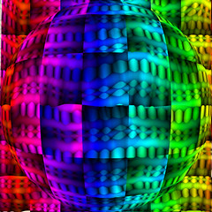Sphere composition (Marco Braun) Tags: circle grid sphere colored colourful grille coloured farbig bunt boule gitter kugel cercle kreis  multichrome couleures  laticecomposer