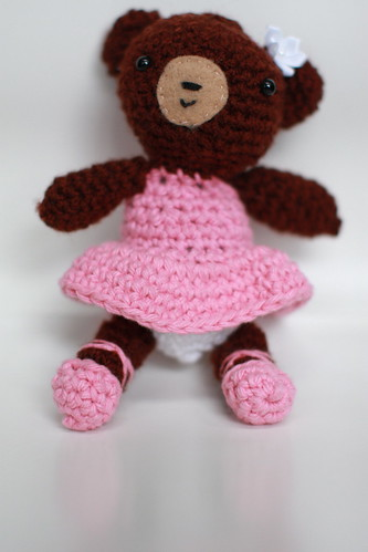 Miss Ballerina Bear