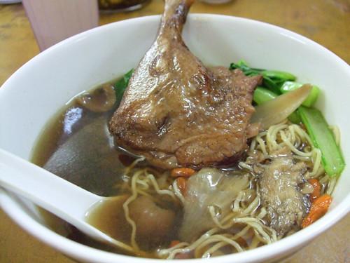 bidor duck noodles