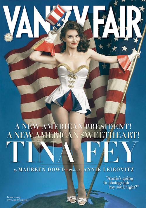 Tina Fey Vanity Fair 1