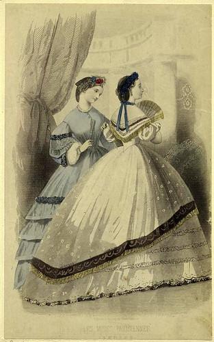 020-Les Modes parisiennes 1863