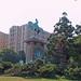 Washington Adams Morgan McClellan Statue