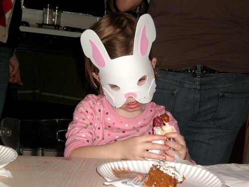 Bunny Mask Gredtel