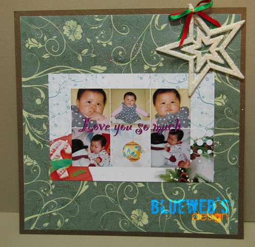 Xmas card-handmade7 by you.