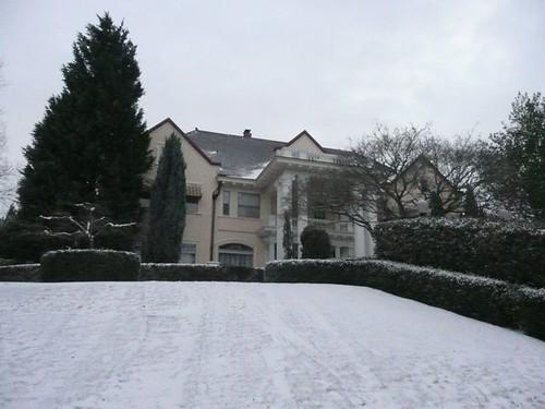 Barnes mansion