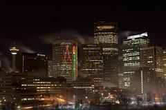 Downtown Calgary (airmaxximus) Tags: calgary canon downtown 2470f28l xti