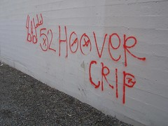 HOOVER (northwestgangs) Tags: graffiti tacoma lakewood eastside folks hilltop gangs bloods crips surenos