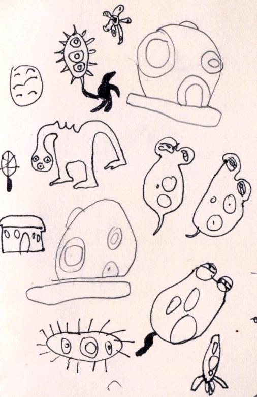 spore_creatures