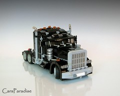 Model Team: American Style Truck
