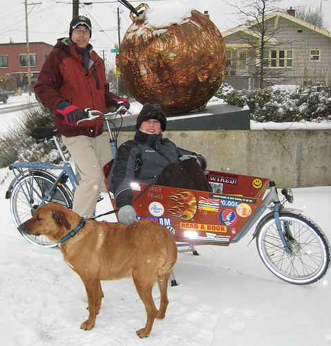 Winter Bakfiets