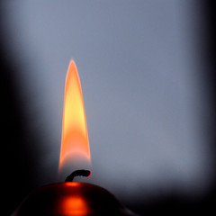 Advent: the light came into a dark world (Werner Schnell Images (2.stream)) Tags: light fire hope advent candle kerze feuer soe pp werner ws schnell mywinners colorphotoaward theunforgettablepictures colourartaward wernerschnell wernerschnellimages