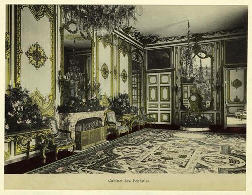 013-Gabinete de los relojes hacia 1900