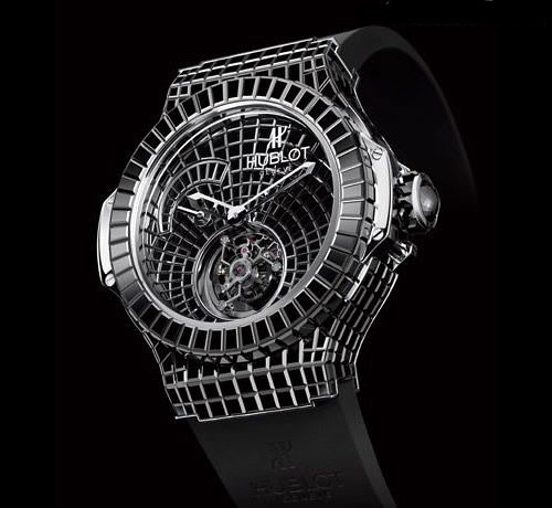 Hublot Black Caviar
