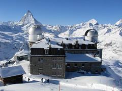 Cervin et Dent Blanche (copetan) Tags: alpes switzerland suisse gornergrat zermatt matterhorn dentblanche valais cervin mattertal