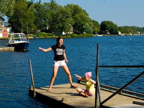 Dock Rocking