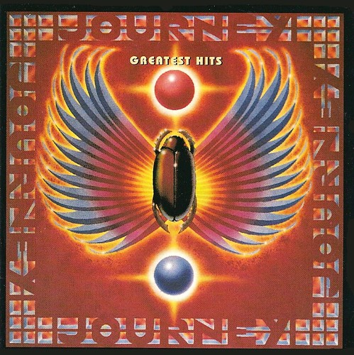 journey greatest hits cover. Journey: Greatest Hits