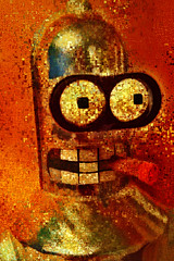 iPhone Wallpaper - Digital Bender (Patrick Hoesly) Tags: bender iphone phone background wallpaper 960 640 960x640 retina hires resolution apple screen ios hd smartphone cameraphone theme creativecommons patrickhoesly hoesly zooboing futurama bending rodrguez wind up toy robot character antennae animated american scifi sitcom antihero pixelate art cigar
