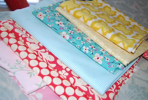 Swoon fabrics